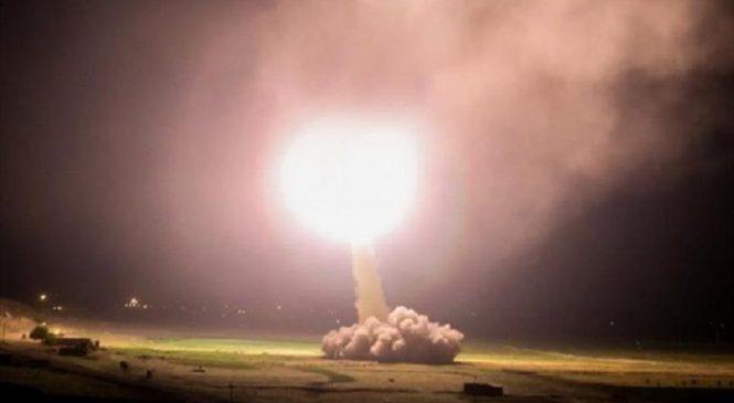 Irán atacó con misiles bases de Estados Unidos en Irak