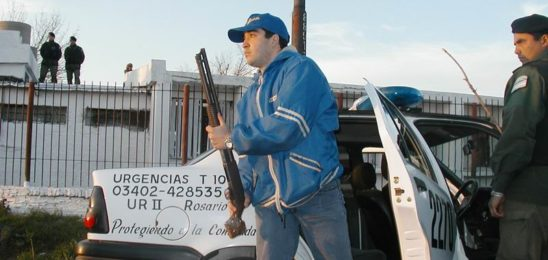 Santa Fe: El asesino de Pocho Lepratti se postuló para un cargo en seguridad en Arroyo Seco a pesar de estar inhabilitado por la justicia