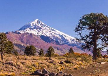 """Se realizará el """"Gejipun Mapuche"""" en la base del Volcán Lanín"""