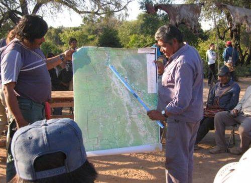 Derrotero de un reclamo de tierras indígenas en la Argentina: un caso irresuelto por omisión del Estado