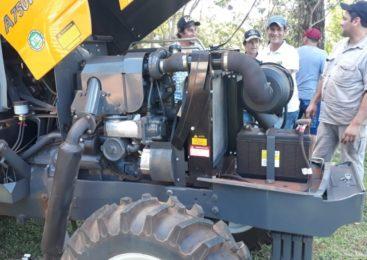 Nuevos tractores para los trabajadores del FOL