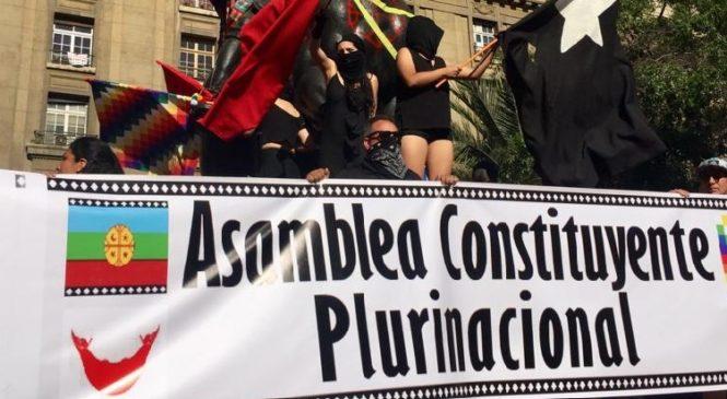 Lo plurinacional e intercultural en el marco de los desafíos constituyentes en Chile