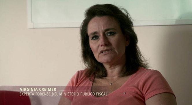"""Virginia Creimer sobre Luciano Arruga: """"La verdad es muy dolorosa, pero repara"""""""