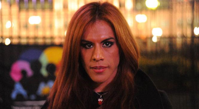 Quién es Diana Zurco, la primera trans al frente de un noticiero de TV Pública