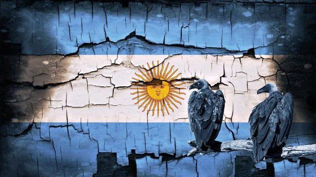 Rosario marcha contra el Fondo Monetario Internacional