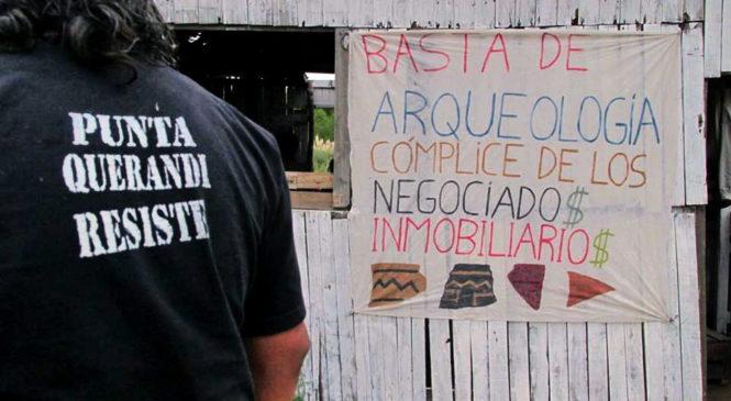 Histórico: restituirán a una comunidad indígena de Tigre los restos de un antepasado querandí