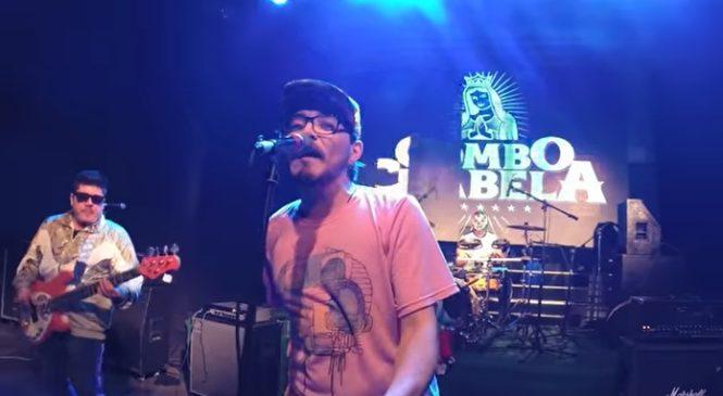 La banda Combo Chabela en Chile es música bailable con contenidos sociales