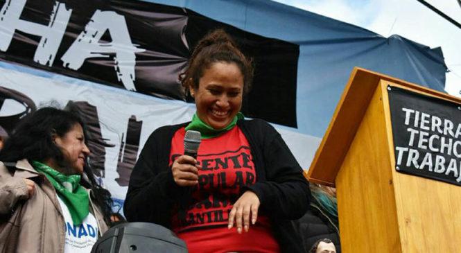"""""""Tenemos el desafío de no ser un sindicato más y que las mujeres y las disidencias tengan su lugar"""""""