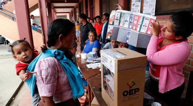 """Elecciones en Bolivia: sin """"evidencia estadística de fraude"""""""