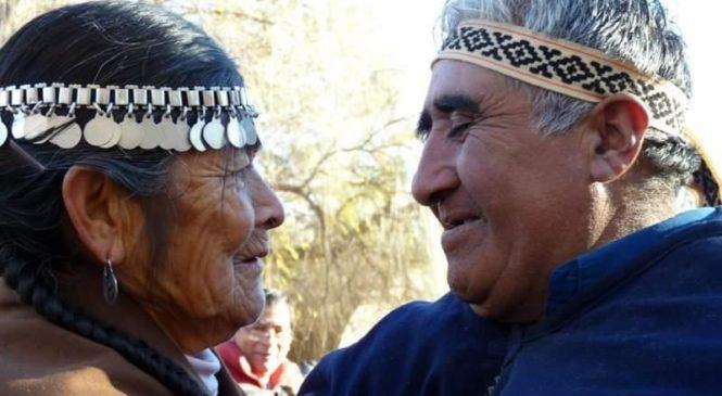 Dos importantes autoridades del Pueblo Nación Mapuche han partido