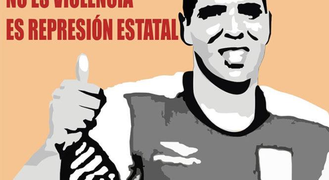 Gatillo Fácil en La Plata: justicia por Maxi Campos