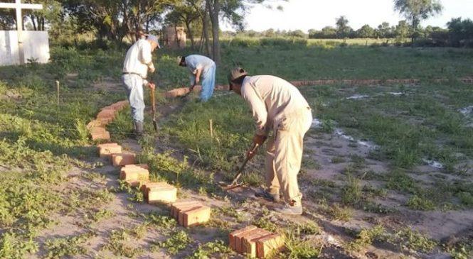 Chaco: Comenzó la construcción del monumento en memoria a las víctimas de la Masacre de Napalpí