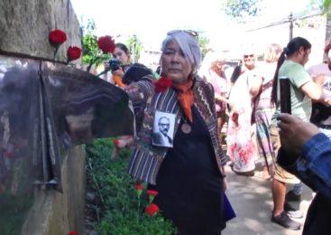 Odio fascista atenta contra memoriales a víctimas de la dictadura militar en Chile
