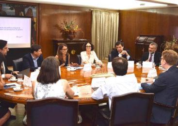 Se conformó la primera mesa interministerial de políticas de cuidados