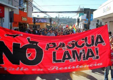 "Confirman inviabilidad de proyecto minero transfronterizo ""Pascua Lama"" de la transnacional Barrick Gold"