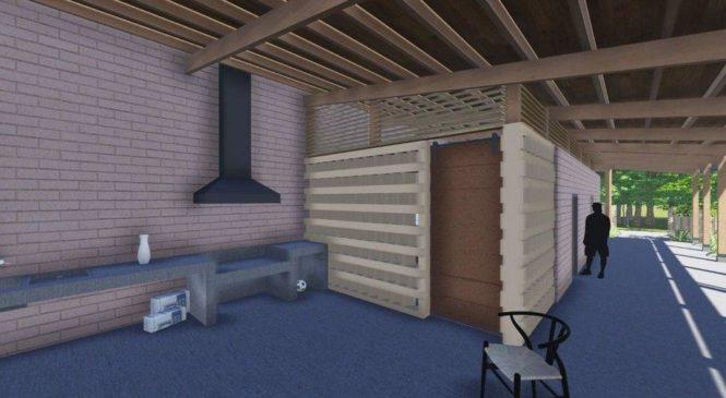 Estudiantes diseñan una vivienda social para una comunidad aborigen de Chaco