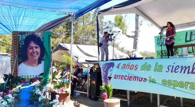 """Honduras: """"Territorios libres, el mayor acto de justicia para Berta Cáceres"""""""