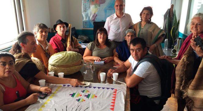Buscarán revalorizar la cultura de la Nación Huarpe Pynkanta