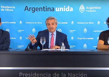 Se extiende el Aislamiento Obligatorio en Argentina hasta el 12 de abril