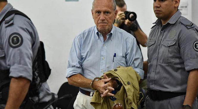 Juicio Contraofensiva: Rechazaron un pedido de excarcelación de Cinto Courtaux por el Coronavirus