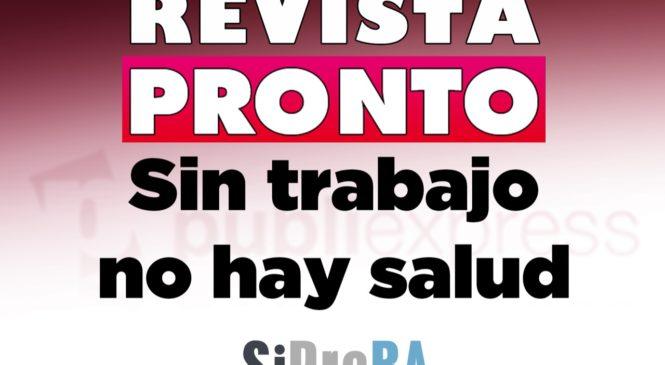 Editorial Publiexpress despidió 80 trabajadores en la Revista Pronto