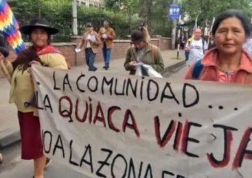 El gobierno jujeño notificó a Comunidad de la Quiaca Vieja: en 48 horas expropia sus tierras
