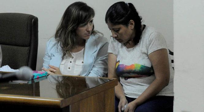 Otorgan la prisión domiciliaria a Rosalía Reyes, la mujer condenada en febrero por la muerte de su hija