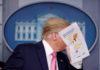 La respuesta de Trump ante la pandemia: todo para las empresas, nada para los trabajadores