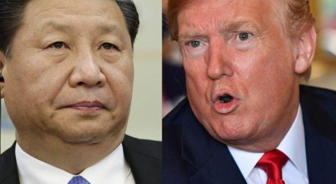 EE.UU. vs China: dos relatos sobre el coronavirus