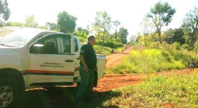 Misiones: denuncian represión policial en la aldea Perutí ante la presencia de funcionarios