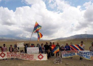 Catamarca: nuevamente la violencia policial contra comuneros indígenas