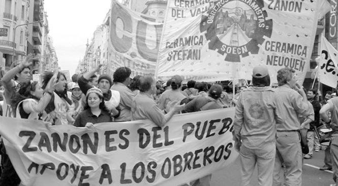 Neuquén: Un llamado urgente nacional para apoyar a las Gestiones Obreras