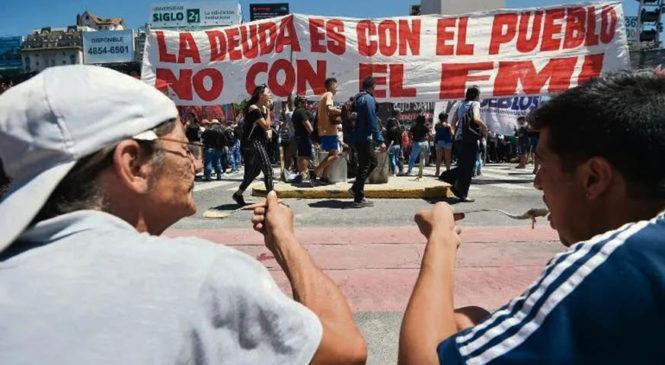 """Rompiendo Cadenas reclamó """"que la pandemia no devore vidas ni derechos"""""""