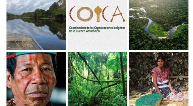 """Advierten posible """"acto genocida"""" de pueblos amazónicos por desatención"""