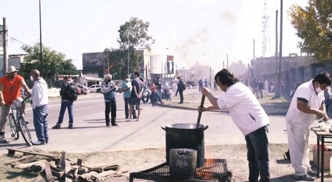 Los trabajadores de Penta no pueden quedarse en sus casas
