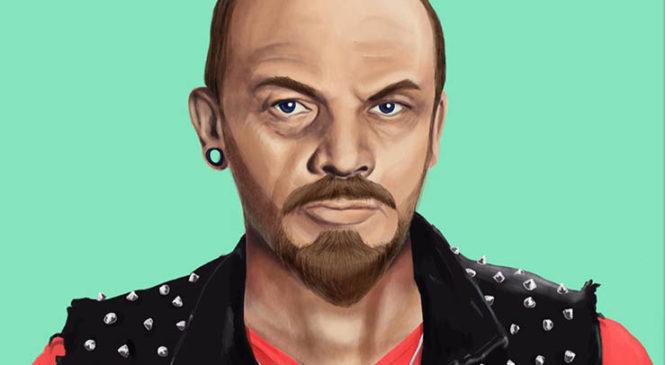 Lenin, a 150 años de su nacimiento