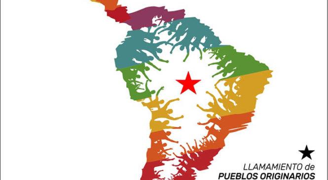 Llamamiento de pueblos originarios, afrodescendientes y organizaciones populares de América Latina