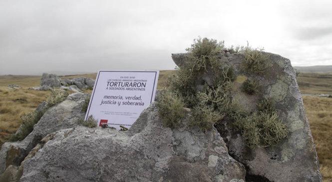 Las Malvinas son argentinas, los torturadores también