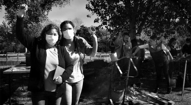 Ansabo: solidaridad y lucha