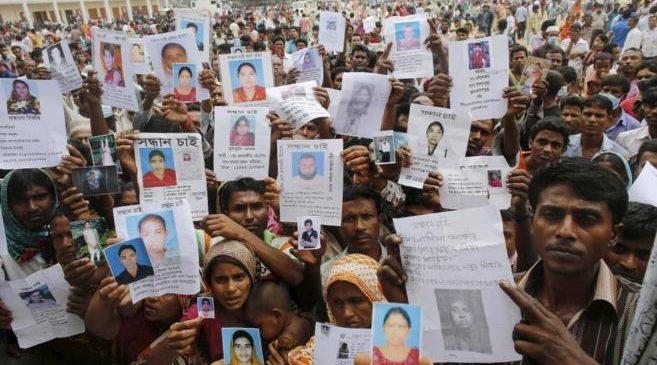 Industria textil y explotación laboral: Conmemoración del colapso del Rana Plaza y la muerte de 1129 personas / Nota y Video
