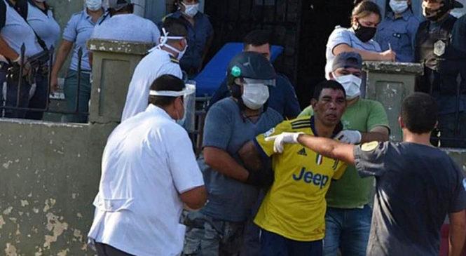 Corrientes: un muerto y varios heridos en la Unidad Penal 1