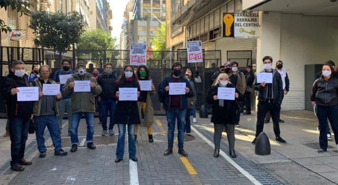 EMVyJ exigió al gobierno de Tucumán justicia por Luis Armando Espinoza