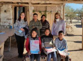 San Juan: llegan algunas ayudas para las comunidades huarpes y diaguitas