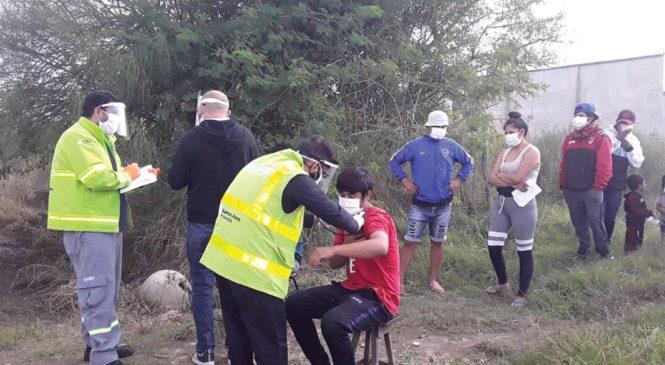 Tobas varados en Buenos Aires piden ayuda para volver a Salta