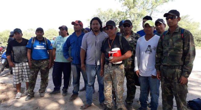 Chaco: corte de ruta ante la detención de un miembro de la Guardia Whasek