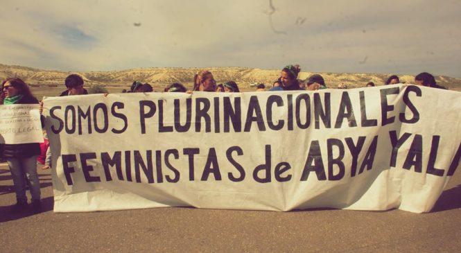 Las Feministas de Abya Yala no aceptamos el pago de una deuda ilegítima