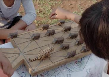 El Ajedrez Guaraní: Yaguareté Kora