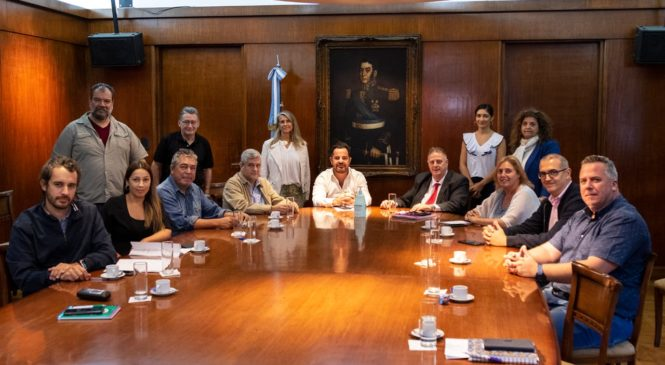 Reunión entre gremios y Nación por Plan de Protección de Trabajadores de Salud