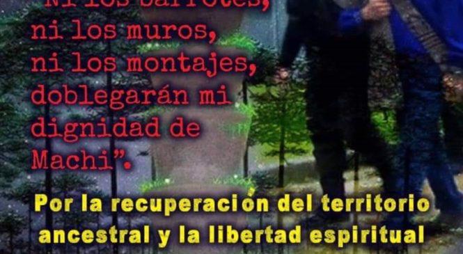Chile: desde el 4 de mayo decenas de presos políticos mapuche iniciaron huelga de hambre
