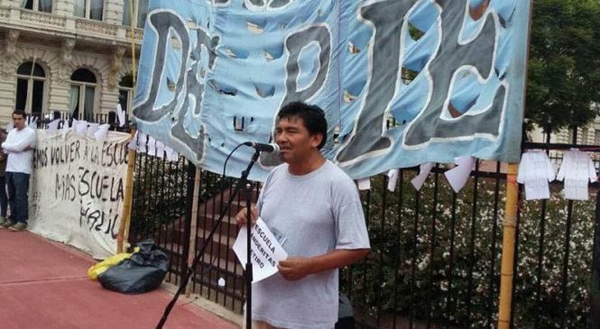 Agustín Navarro, nuevo militante popular de la Villa 31 que fallece por COVID-19